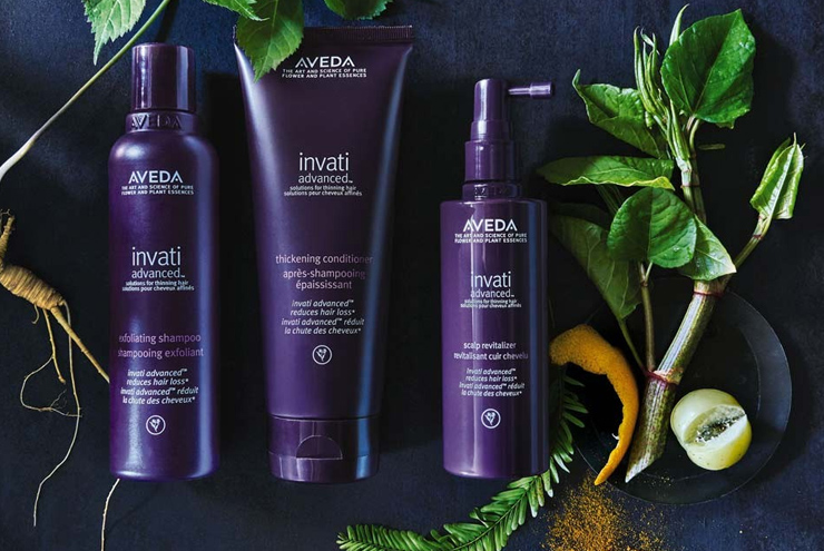 Aveda Invait Revitalize Charlote NC