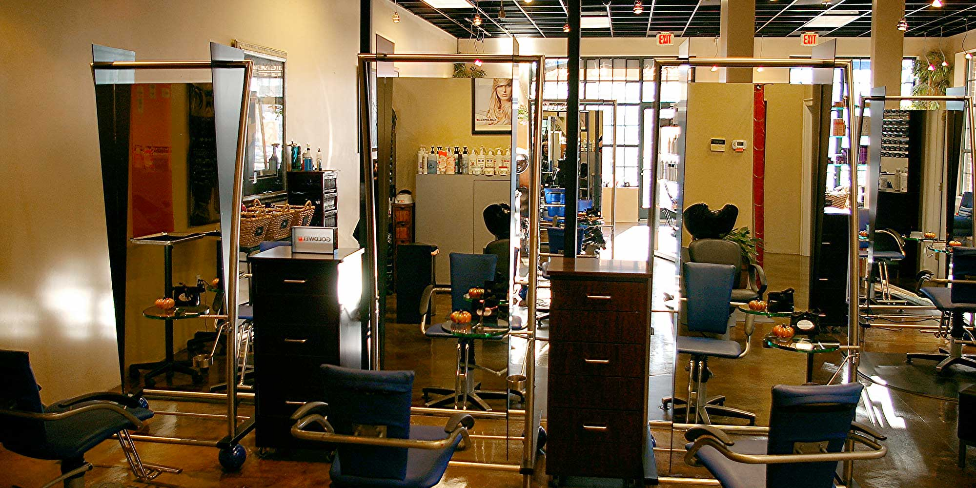 Good Salons in Charlotte NC Paul Beaune NY Salon